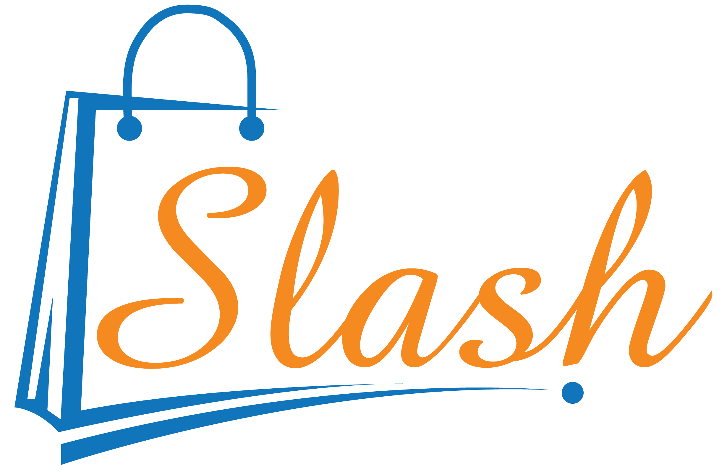 Logo Slash PK